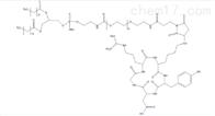 DSPE-PEG-cRGD MW:2000多肽序列:c(RGDyk)