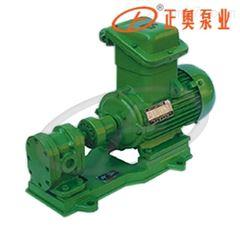 上奥牌2CY型铸铁齿轮油泵 润滑齿轮泵