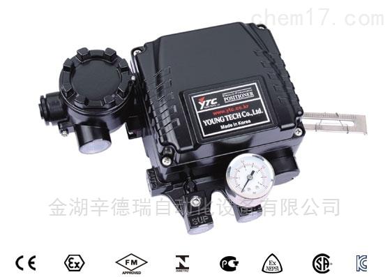 韩国YTC电动定位器原装正品