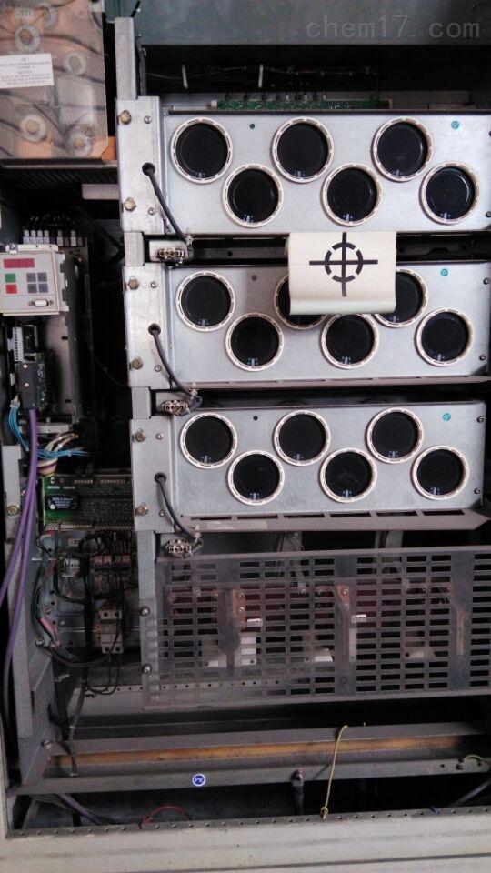 西门子(6SE70启动后报F012)