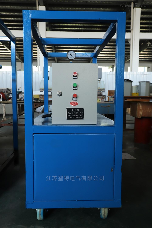 真空泵制造商-三级承修设备清单