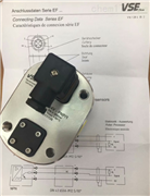 德国VSE铝制流量计EF2ARO64V-PNP/1