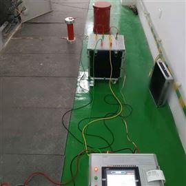 YK8100串联谐振耐压交接现场试验