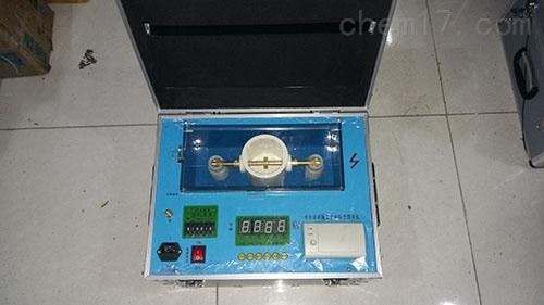 电力设备供应全自动油介电强度测试仪