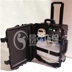 JH-T10外控信号水质采样已48小时水质取样仪