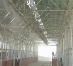 养殖场生物除臭液喷雾降温除臭杀菌设备