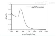 纳米金BSA修饰的纳米金粒子 10nm