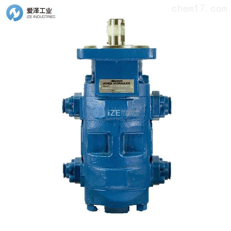 UCHIDA液压泵GPP1-AOC50