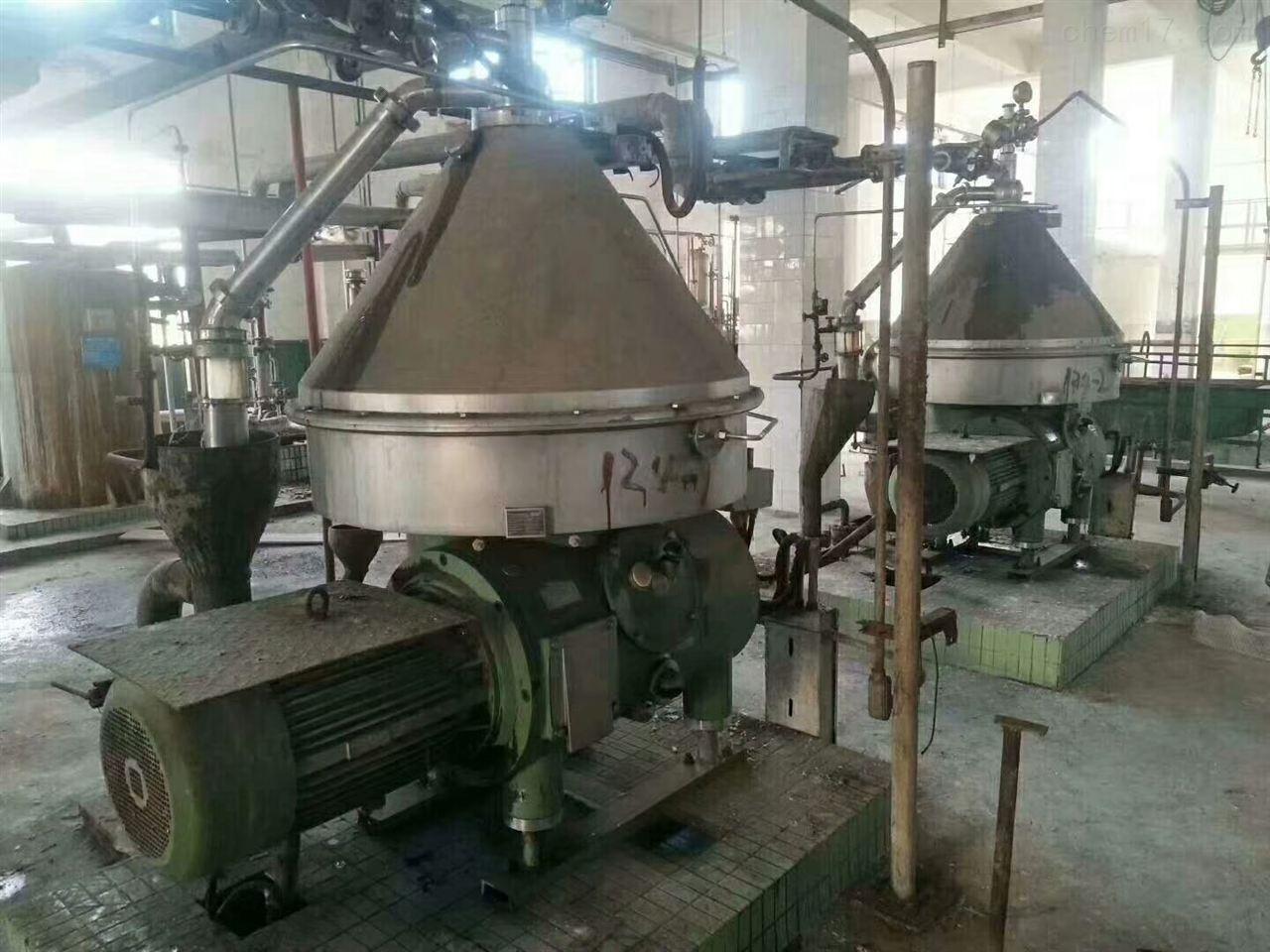 回收二手化工厂卧螺离心机