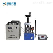 RYJ-600高温型手动电加热制样压片机油压成型机新诺