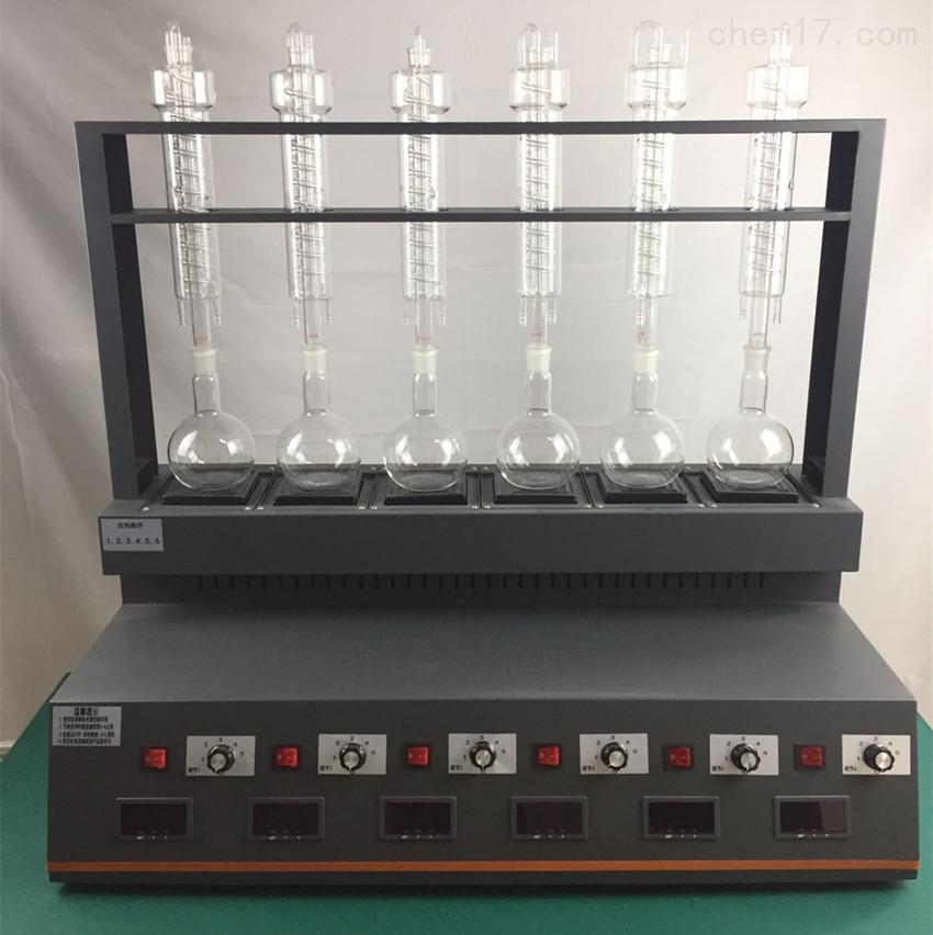 沈阳多功能蒸馏器CYZL-6C一体化蒸馏装置