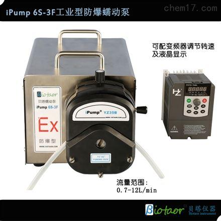 工业型防爆蠕动泵12L/min