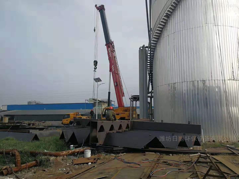 云南食品污水处理设备IC厌氧反应器
