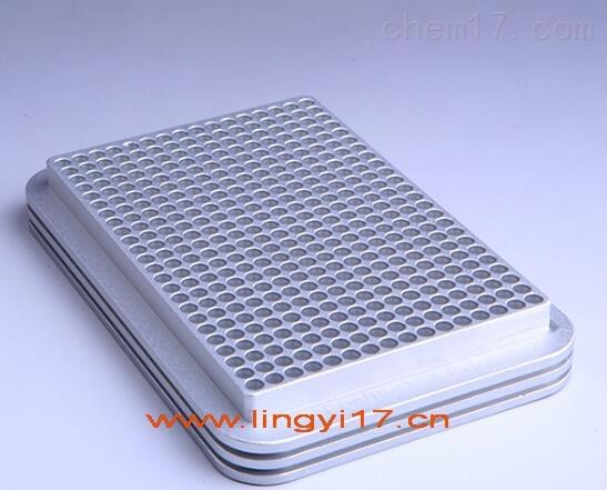 优质LV-384 铝制384孔V型孔冷却板,冷却模