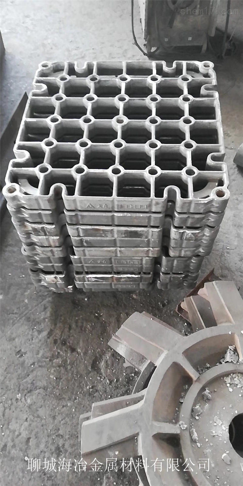 ZG5Cr28Ni48W5Si2耐热钢板