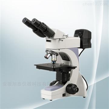 NJF-120A 三目金相显微镜