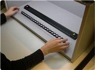 Munsell-100色棋孟塞尔色相测试色棋Munsell-100辨色器