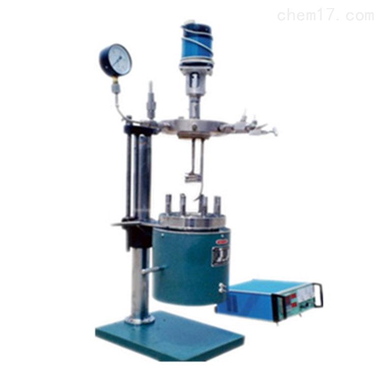 可升降钛材高压反应釜