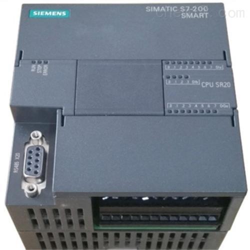 西门子CPU CR40继电器输出plc模块
