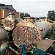 处理二手钛材冷凝器 型号齐全