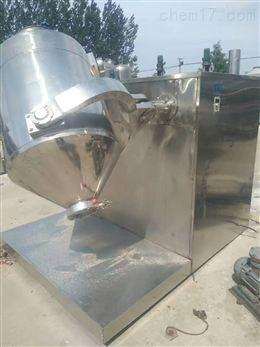 回收闲置不用800L二手三维混合机厂家报价