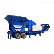 2000吨移动筛分破碎设备出厂价格