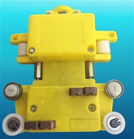 高低脚导管式集电器