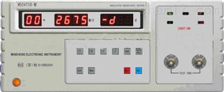 MS2675D-II 程控绝缘电阻测试仪