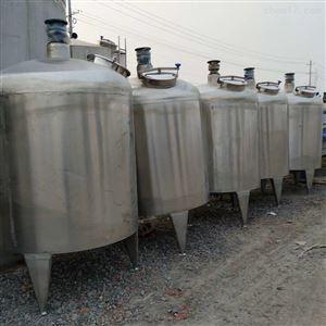 咸宁二手不绣钢搅拌罐10吨30吨支持定制