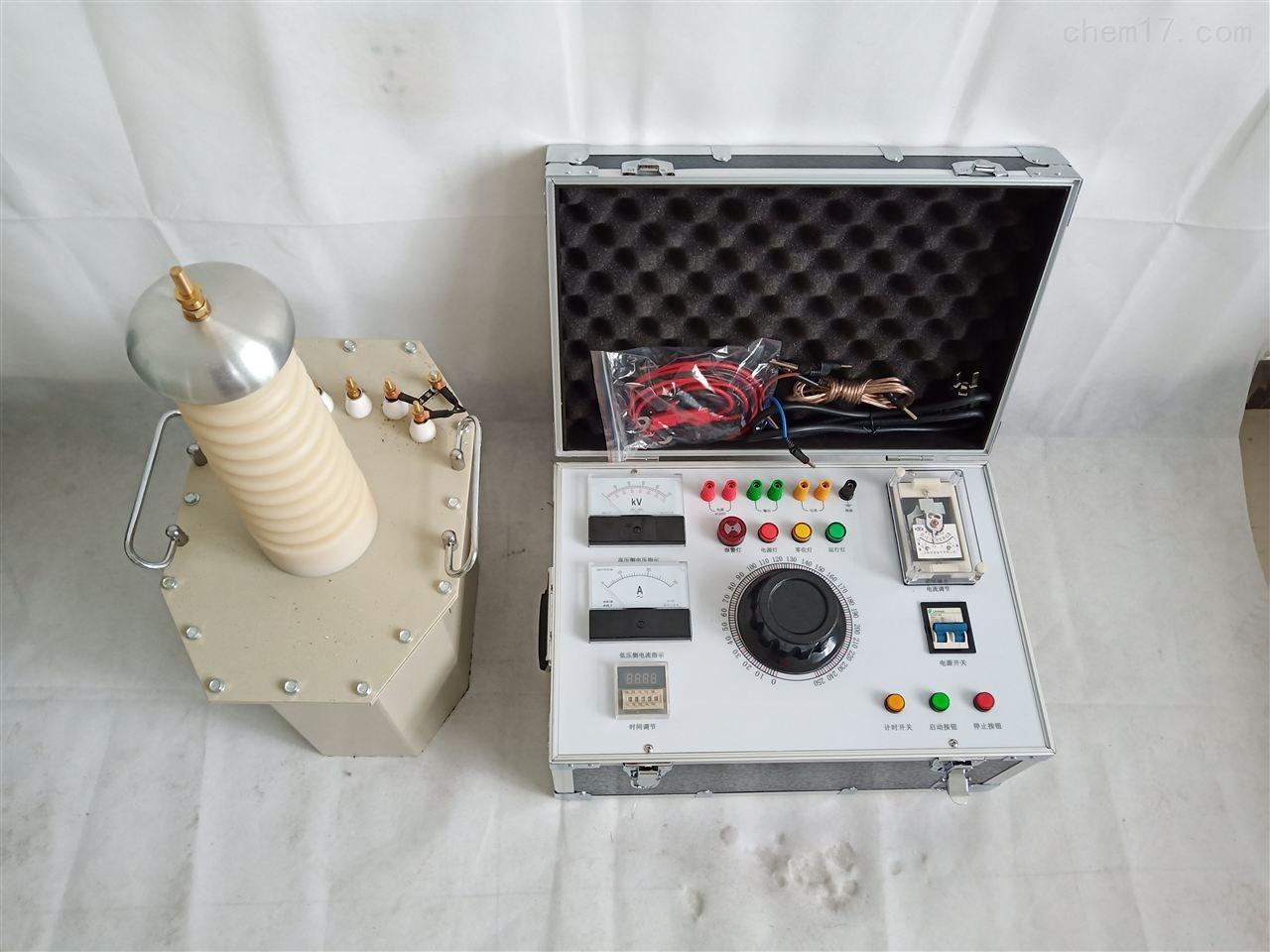 电力测试设备高压试验变压器