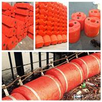 聚苯乙烯填充塑料管道浮筒抽沙浮体供应