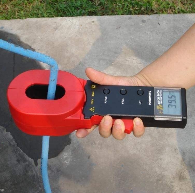 钳形数字接地电阻测试仪资质办理销售