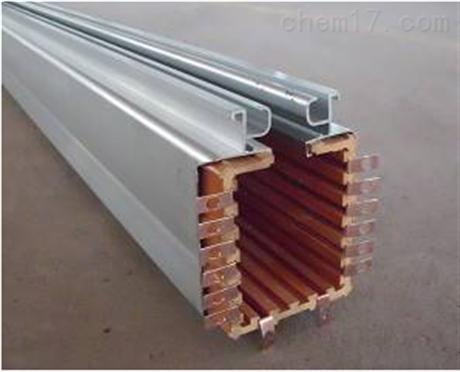 HFJ10U50铝合金外壳管式多极滑触线