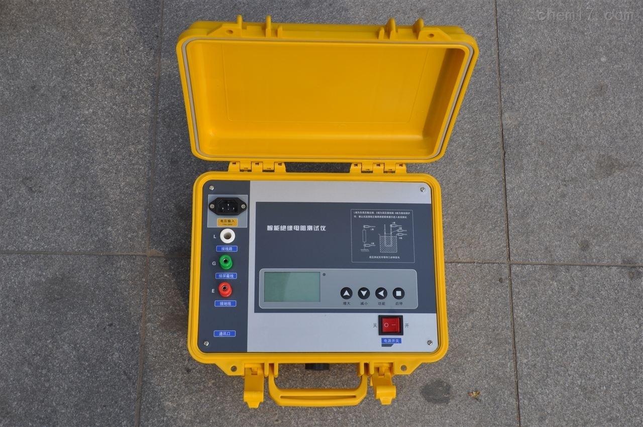 高精度绝缘电阻测试仪
