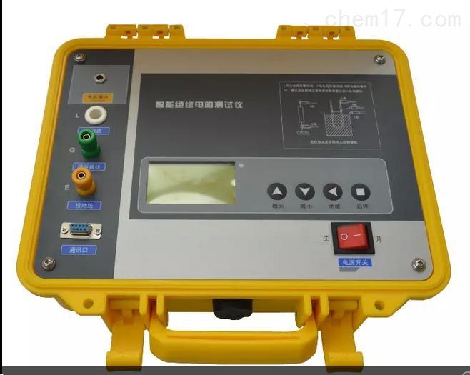 电力检测绝缘电阻测试仪