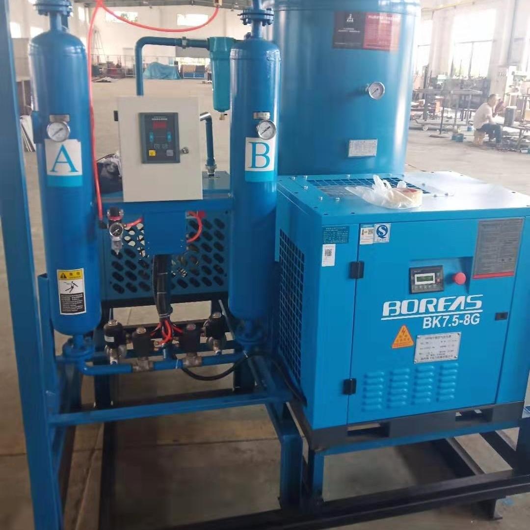 干燥空气发生器电力安装与检修