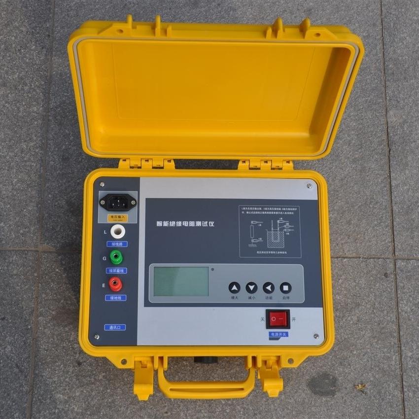 承装承修承试资质要求绝缘电阻测试仪
