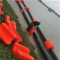 挖沙船浮体疏浚管道浮筒尺寸报价