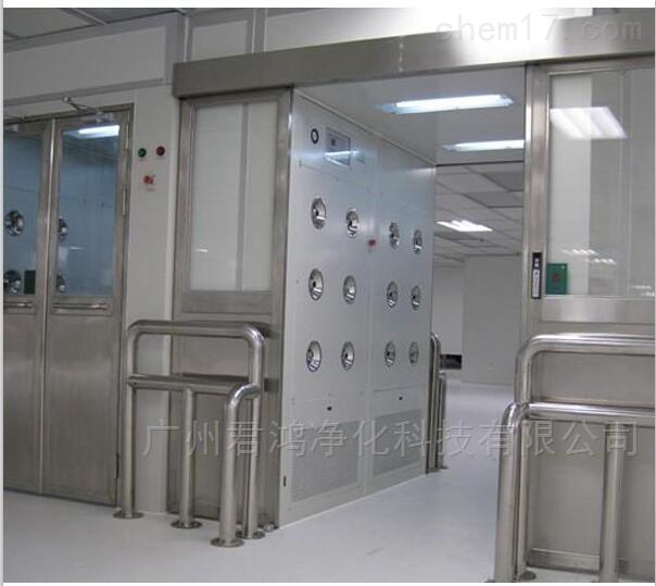 广州市地区风淋室货淋室厂家安装