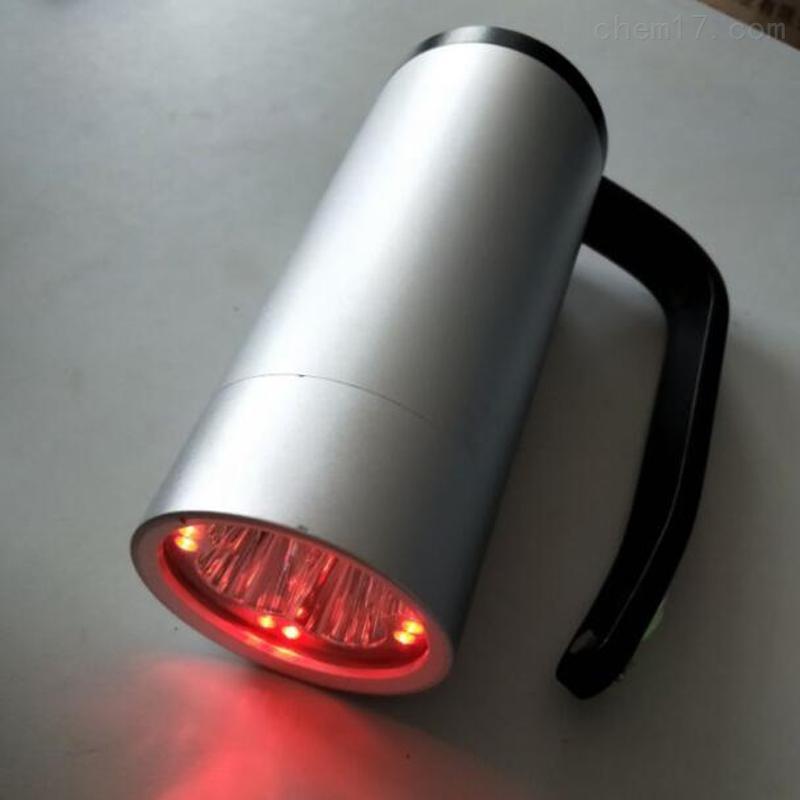 BJF9003消防员手提红色信号电筒频闪照明