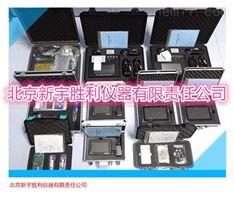 自动扶梯制动距离和制动减速度检测设备