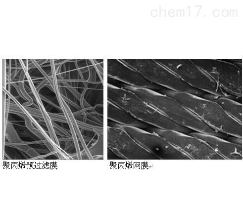 美国Millipore密理博PP预过滤膜和网膜