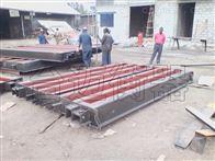 80吨地磅出口牙买加价格-上海出口地磅厂家