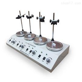 HJ-4金坛良友 多头磁力加热搅拌器