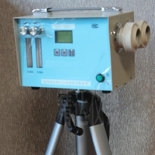 双气路智能大气采样器