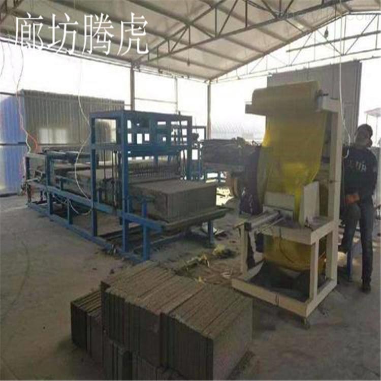 水泥发泡生产设备自动化程度高