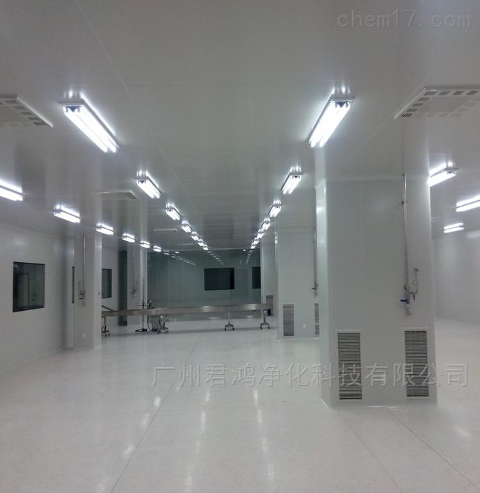 广州化学实验室净化工程