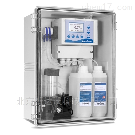 现货供应杰普PACON 2500在线水质余氯监测仪