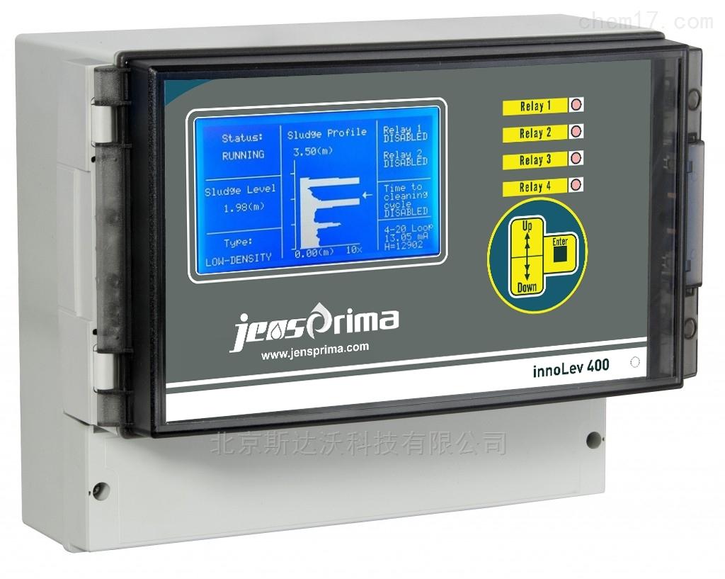 供应innoLev400在线式超声波泥位计