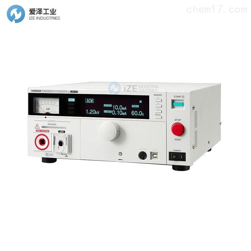 KIKUSUI耐压绝缘电阻测试仪TOS5302